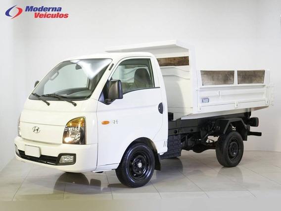 Hyundai Hr 2.5 Longo Com Caçamba 4x2 16v 130cv Turbo