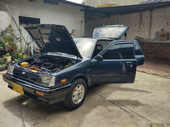 Chevrolet Sprint Mt 1.0l 52hp Sa 5p 4
