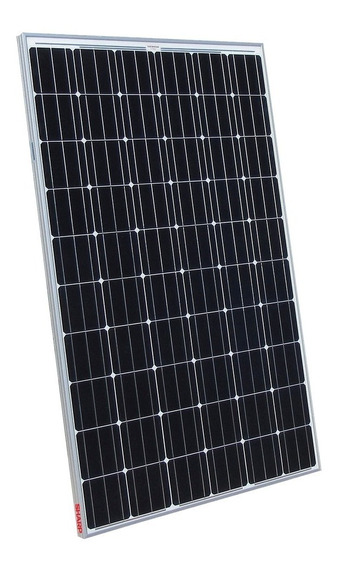 Panel Solar Sharp Nd - Ak 270 Watts Pack Combo 15 Unidades