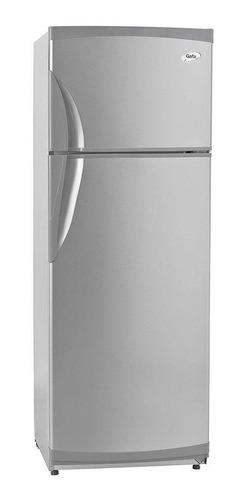 Imagen 1 de 2 de Heladera auto defrost Gafa HGF367AW gris plata con freezer 334L 220V