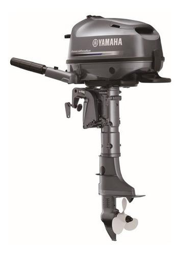 Imagem 1 de 10 de Motor De Popa Yamaha F6hp Cmh 4 Tempos