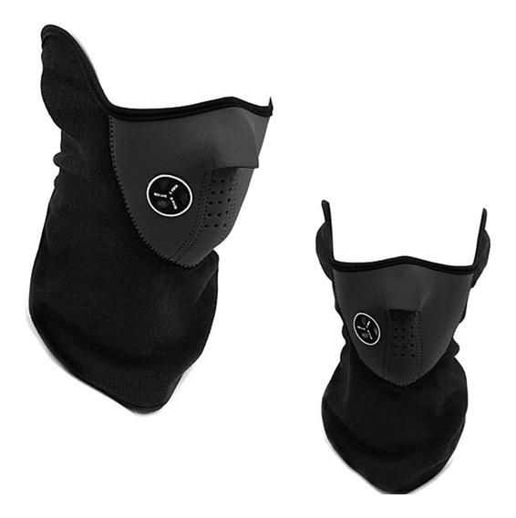 Mascara Neoprene Con Ventilador Moto Ski Nieve - Jeans710