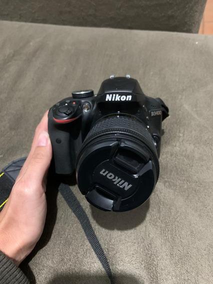 Camera Fotografica Nikon D3400 + Bolsa