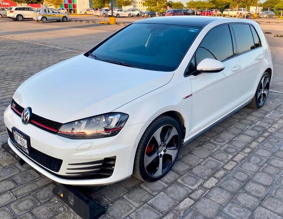 Volkswagen Golf Gti 2016 2.0 T