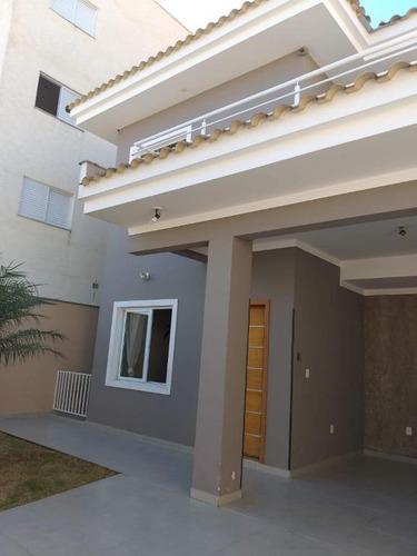 Imagem 1 de 21 de Casa À Venda, 3 Quartos, 1 Suíte, Jardim Karolyne - Votorantim/sp - 5424
