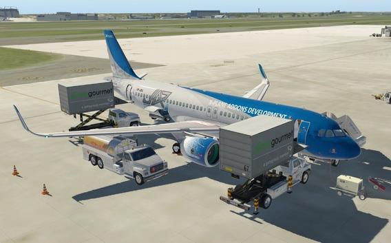 (xp11) Xplane 11 Jardesign A320 Para X Plane 11