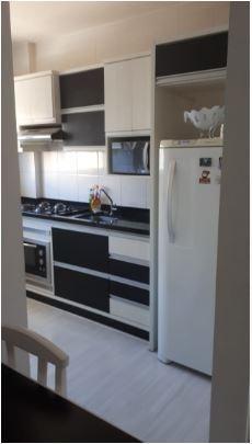 Apartamento Em Pacheco, Palhoça/sc De 61m² 2 Quartos À Venda Por R$ 160.000,00 - Ap260164