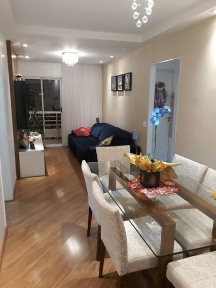 Lindo Apartamento Mobiliado Próximo Ao Centro De Santo André