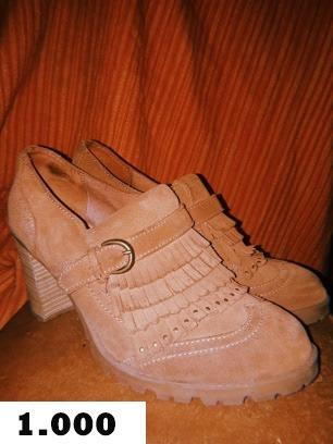 Zapatos Mujer Taco Zara Trafaluc T 39