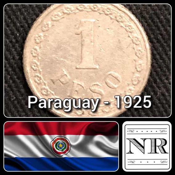 Paraguay - 1 Peso- Año 1925 - Km # 13