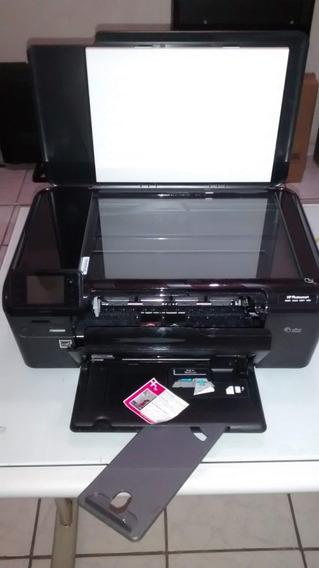 Impressora Multi Photosmart Jato De Tinta Wi-fi Hp D110