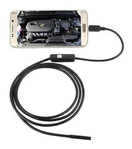 Imagem 1 de 9 de Mini Micro Camera Espiã Lente Endoscopica Hd 720p Segurança