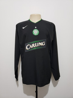 Camisa Futebol Oficial Celtic Escócia 2005 Third Nike G