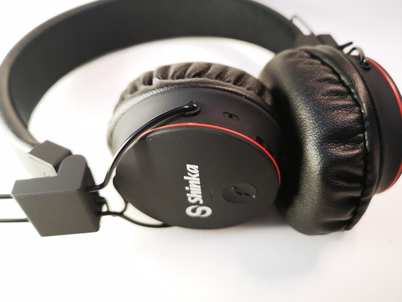 Fone De Ouvido Bluetooth Headphone Rádio Fm Micro Sd Sh-x2