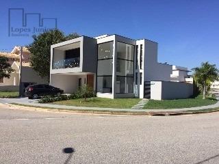 Casa À Venda, 250 M² Por R$ 1.250.000,00 - Condomínio Ibiti Royal Park - Sorocaba/sp - Ca1634