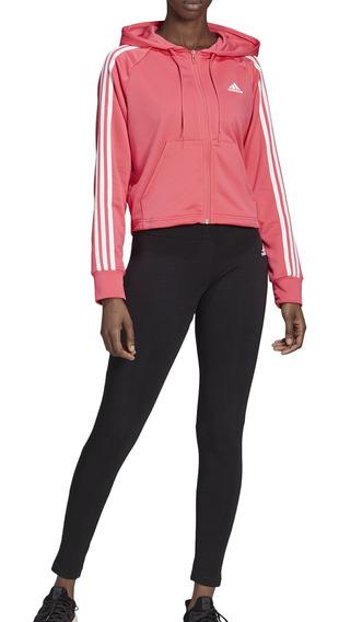 Conjunto adidas Training Wts Mujer Fu/bl