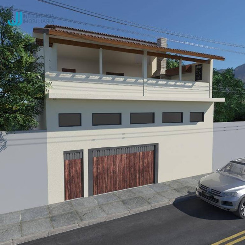 Sobrado Com 6 Dormitórios À Venda, 230 M² Por R$ 477.000,00 - Vila São Paulo - Mogi Das Cruzes/sp - So0218