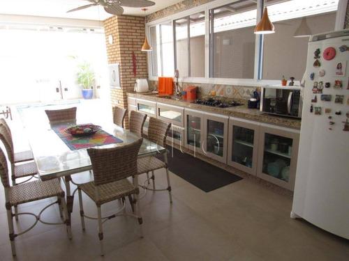 Casa Com 4 Dormitórios À Venda, 254 M² Por R$ 1.290.000,00 - Vila Prudente - Piracicaba/sp - Ca3598
