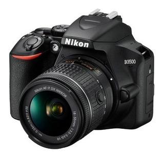 Camara Nikon D3500 Kit 18-55