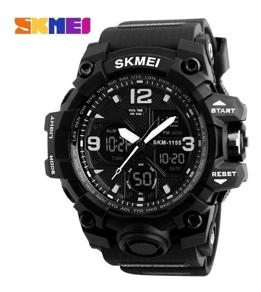 Relógios Skmei Modelo 1155b A Prova D