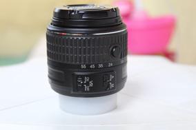 Lente Nikon 18-55 Af-s 1:3.5-5.6 Gii