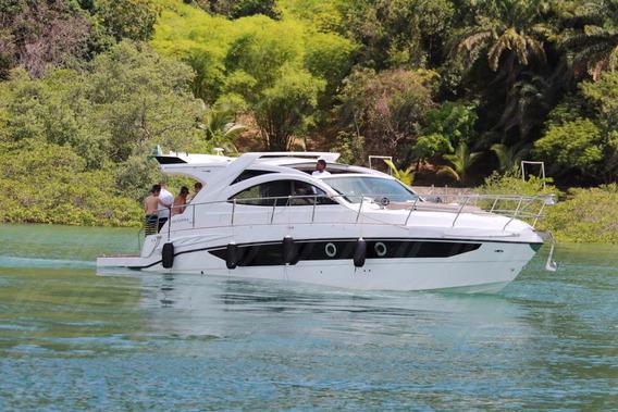 Lancha Cimitarra 360 Ht 2018 - C108 - Ñ Sessa Intermarine