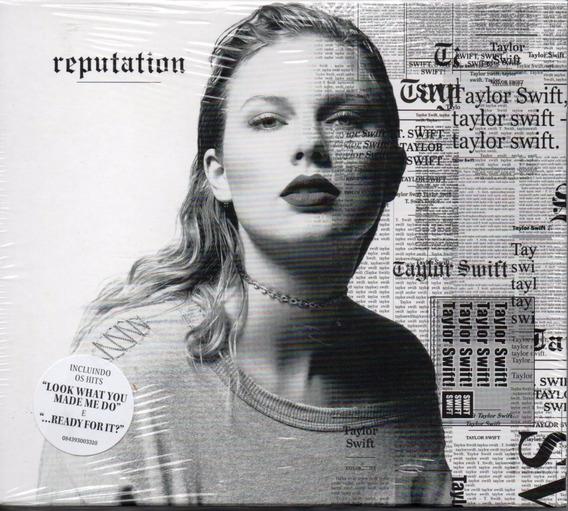 Cd Taylor Swift - Reputatian / 2017