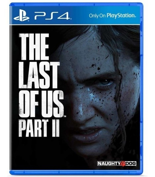 Jogo The Last Of Us Part Ii - Ps4 Sony