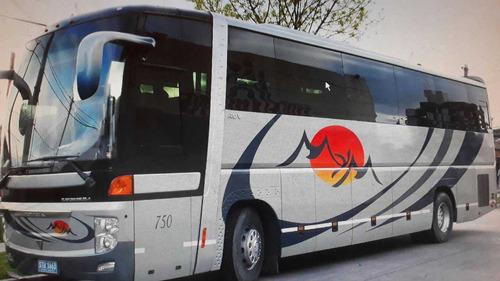 Vendo Permuto Financio Omnibus  Y Camioneta De Turismo