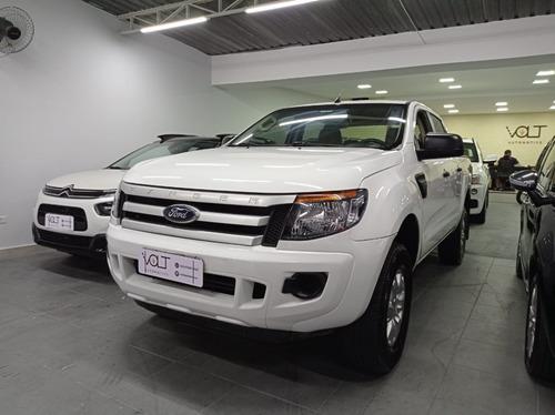 Ford Ranger - 2014/2014 2.5 Xls 4x2 Cd 16v Flex 4p Manual