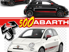 Fiat 500 Abarth 1.4 Turbo 160hp At Piel Qc R17 Son Beats Arh