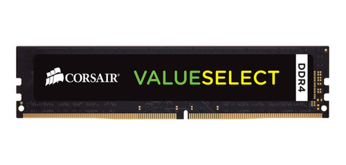 Memoria RAM 16GB 1x16GB Corsair CMV16GX4M1A2400C16 Value Select