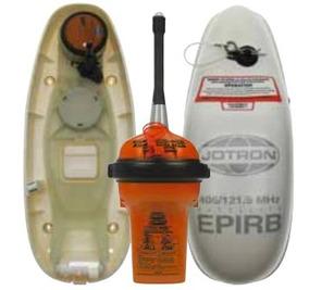 Epirb 406 Jotron Gps 60s C/fb60 Float Free Aut 83330 Eurosul
