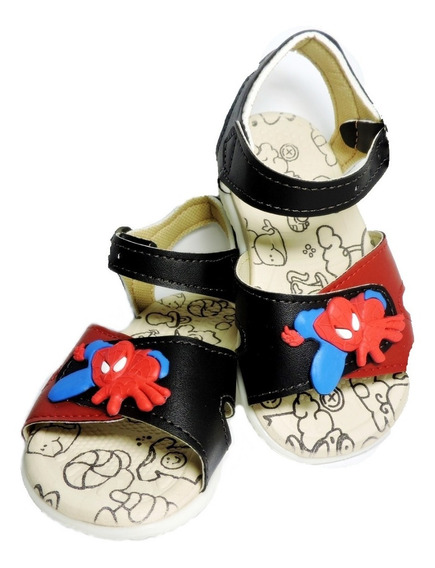 Sandália Baby Kids Disney Mickey Menino - 29,99 Cada