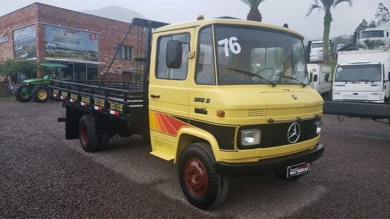 Mercedes Benz L 608 - Carroceria 4.50m