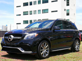 Mercedes Benz Clase Gle 5.5l Suv 63 Amg At Modelo 2016
