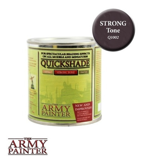 Army Painter Quickshade: Strong Tone 250ml