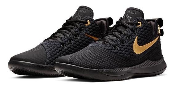 Tenis Basquet Nike Lebron Witness Iii #25.5, Cm Buen Fin