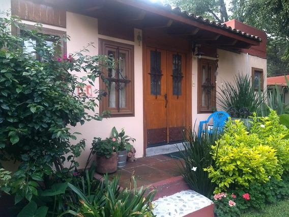 Casa En Renta Amueblada Centro Coyoacan