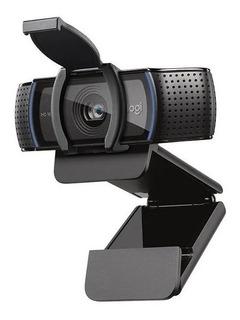Webcam Logitech C920s Pro Full Hd 1080p Streaming Camara Web