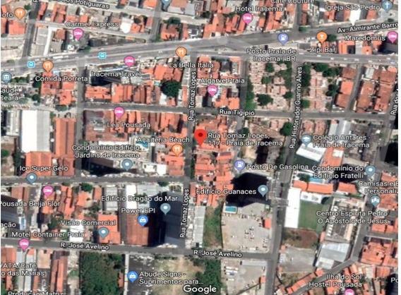 Terreno Em Praia De Iracema, Fortaleza/ce De 0m² Para Locação R$ 2.600,00/mes - Te483534