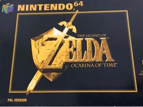 Juegos N64 Europeos Nuevos!!! Nintendo