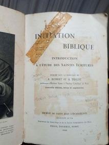 Initiation Biblique Introducion À L