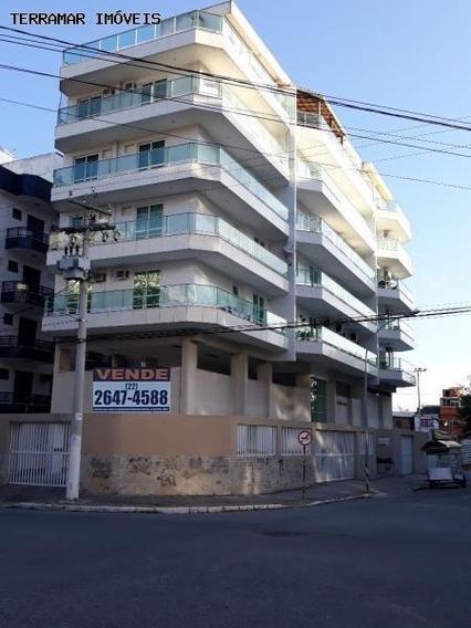 Cobertura Para Venda Em Cabo Frio, Vila Nova, 4 Dormitórios, 3 Suítes, 2 Banheiros, 2 Vagas - Cob 031_2-789888