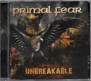Cd Cd Primal Fear Unbreakable Primal Fear