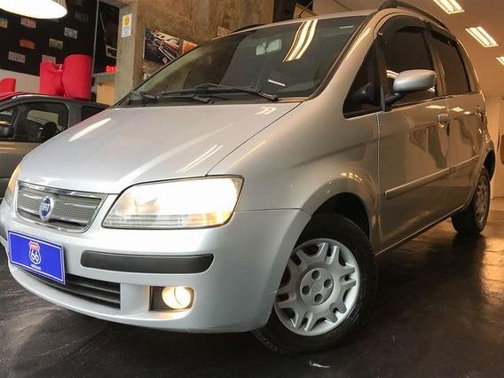 Fiat Idea 1.4 Mpi Elx 8v 2007