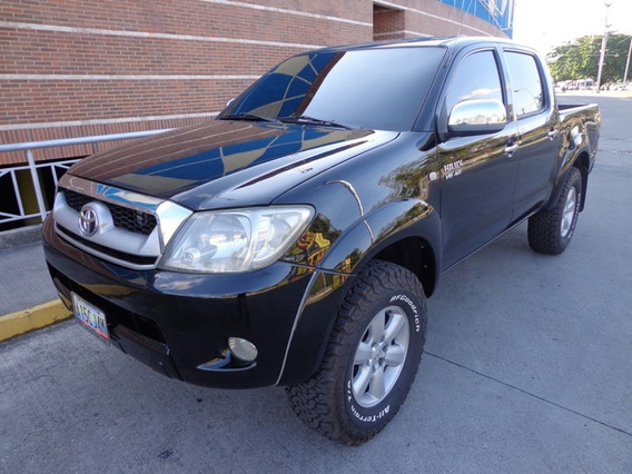Toyota Hilux Kavak Automático