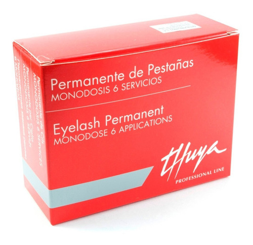 Kit Permanente De Pestañas 6 Servicios Thuya Monodosis Local