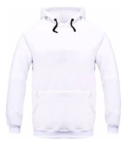 Moletom Moleton Masculino Blusa De Frio Casaco Liso Feminino
