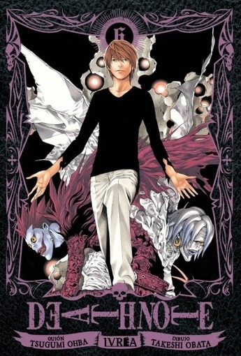 Death Note 06 - Ohba, Obata